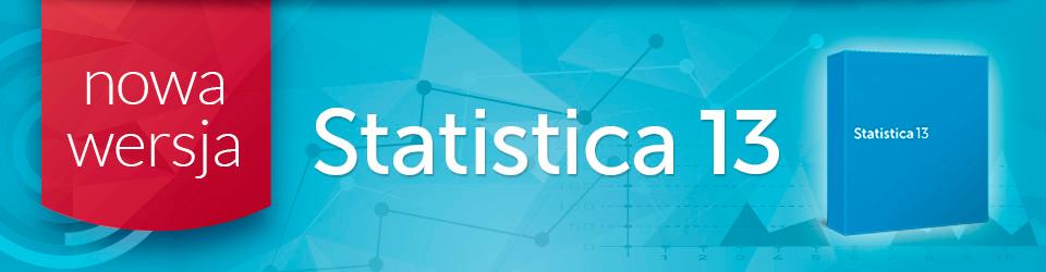 statistica 13