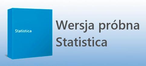 Wersja próbna Statistica